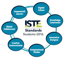 ISTE Graphic